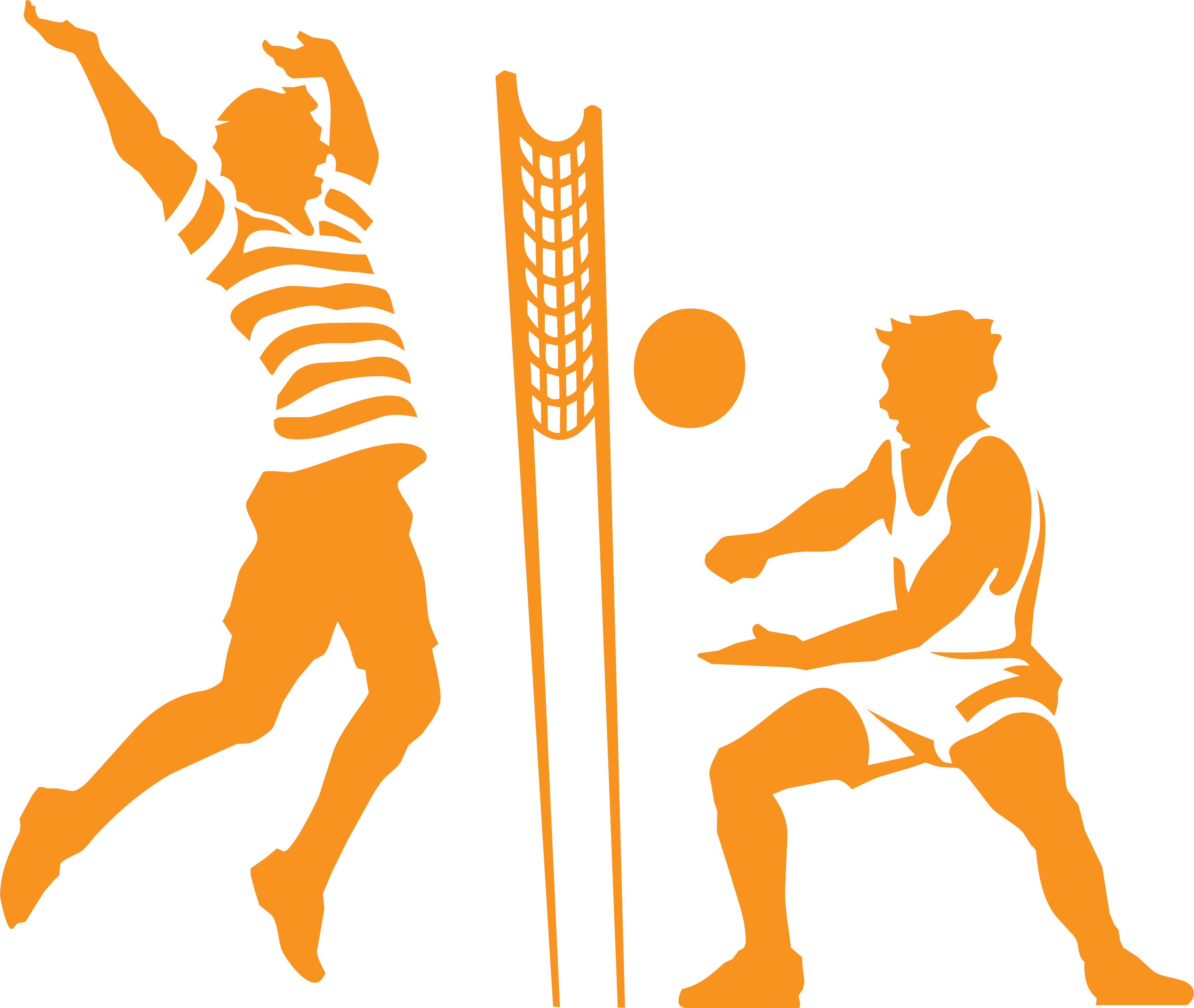 Library of volleyball in motion image library library png ... |Volleyball Game Clipart