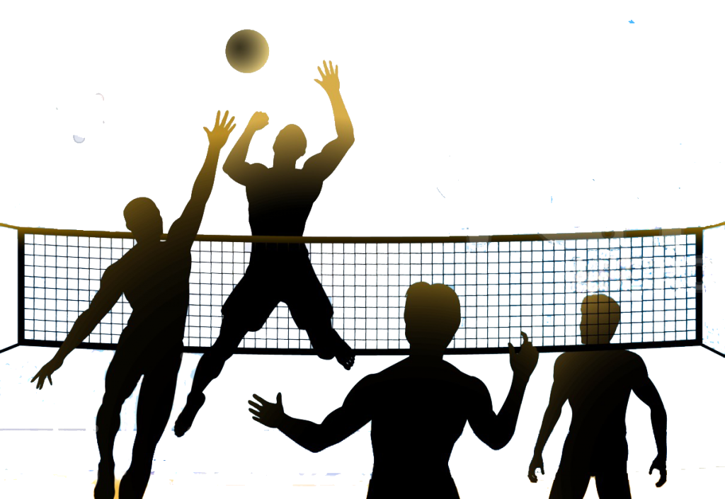 Clipart volleyball service. Cliparts for free and