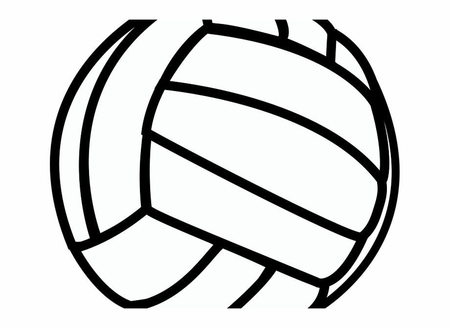 . Clipart volleyball transparent background
