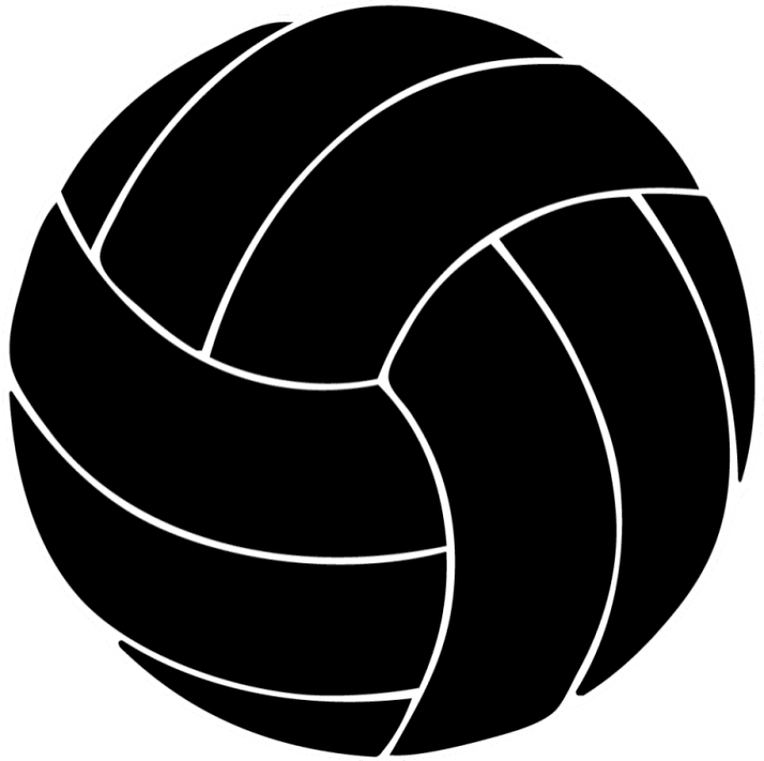 Clipart volleyball transparent background. Png free images toppng