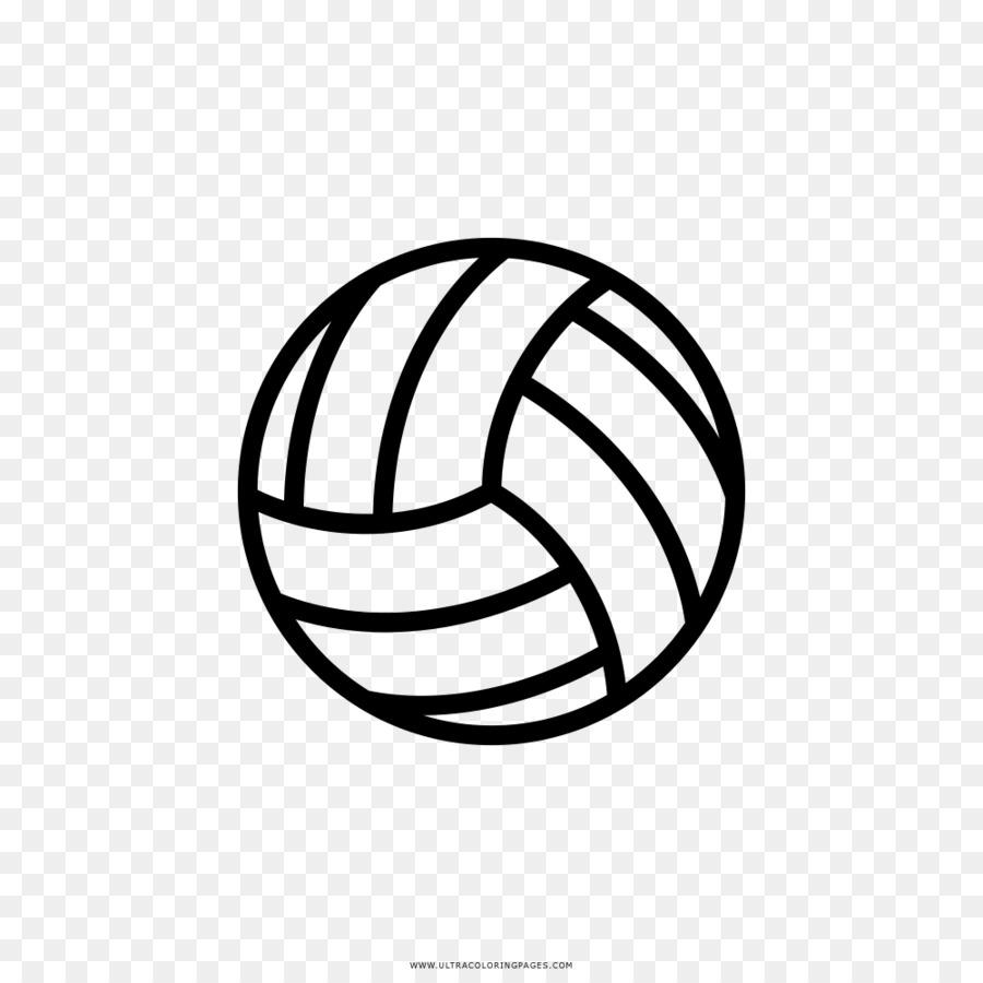 Clipart volleyball volleyball ball. Beach sports transparent