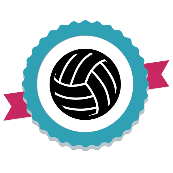 Volleyball clipart high school volleyball. Image group ighsau