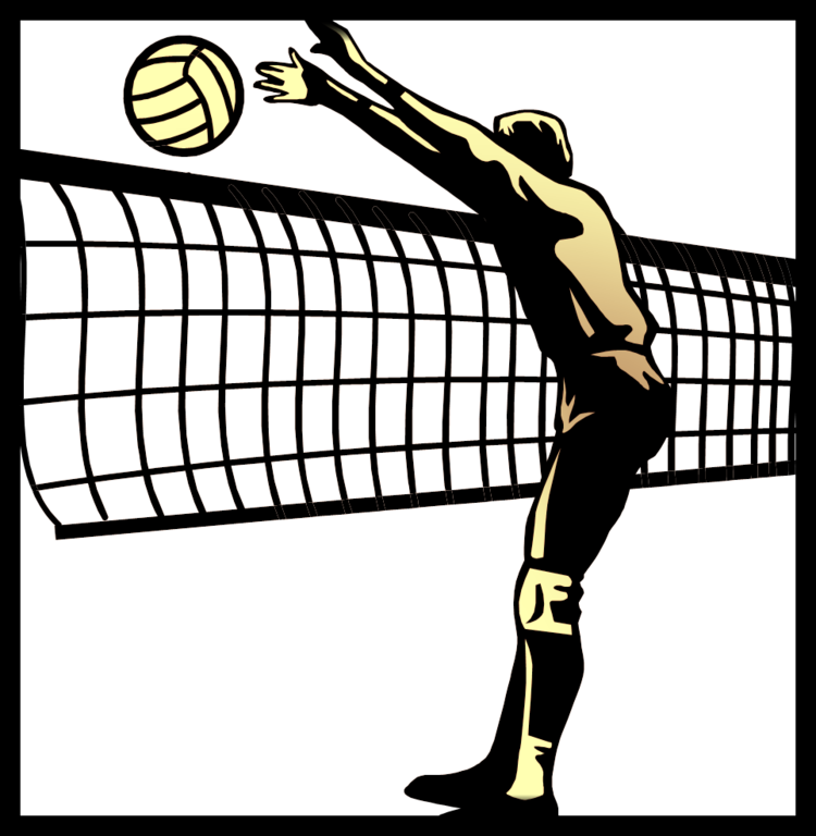 Clipart volleyball volleyball competition. Evaluations pleasant grove baptist