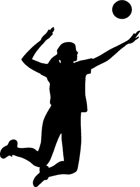 Player png image purepng. People clipart volleyball