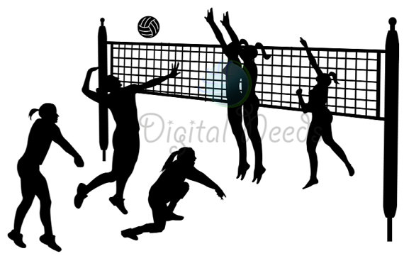 X free clip . Clipart volleyball volleyball team