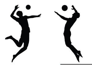 Clipart volleyball volleyball team. Mascot free images at