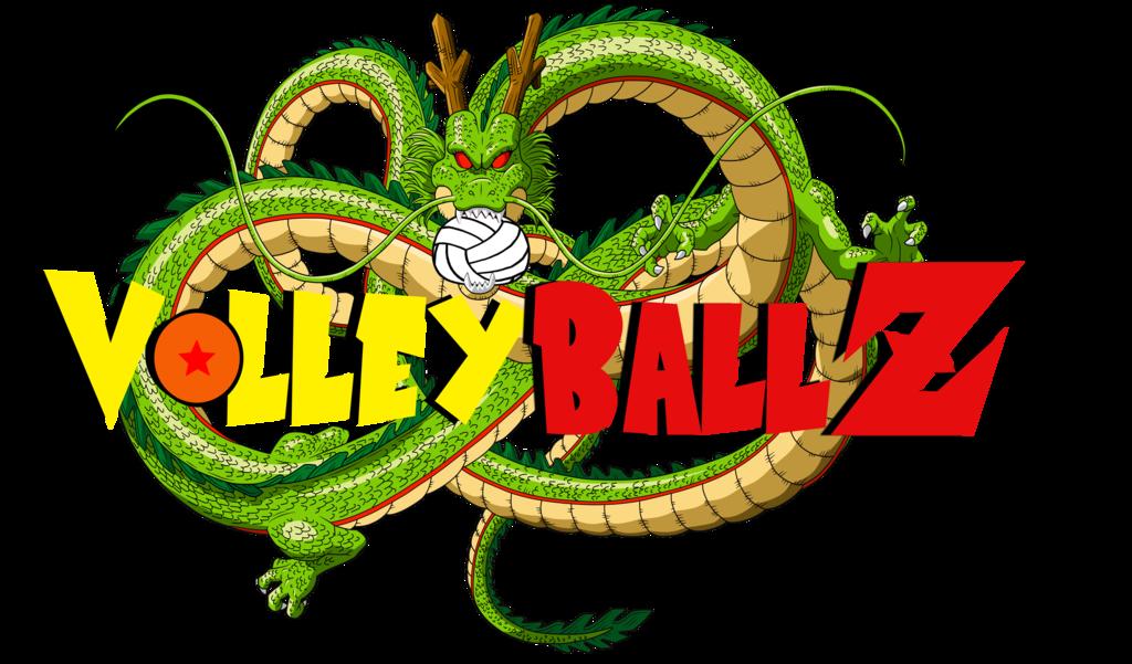 Logo dbz by devildman. Volleyball clipart volleyball team