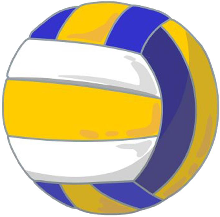 Volleyball clipart wallyball. Jersey clip art png