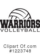 Warriors royalty free rf. Warrior clipart volleyball