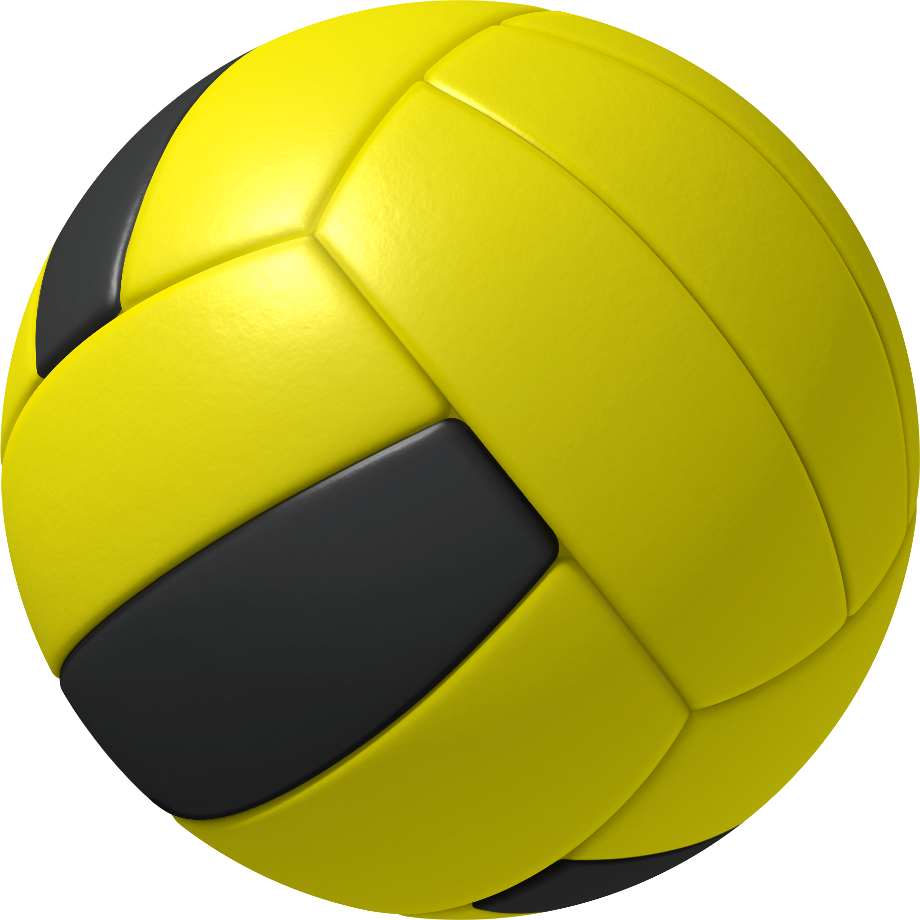 Clipart volleyball yellow. Png images free download