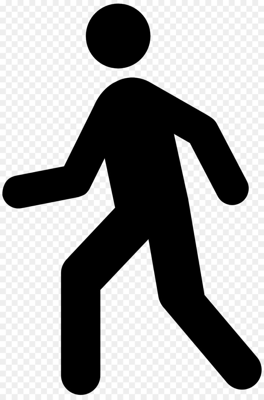 Computer icons clip art. Clipart walking