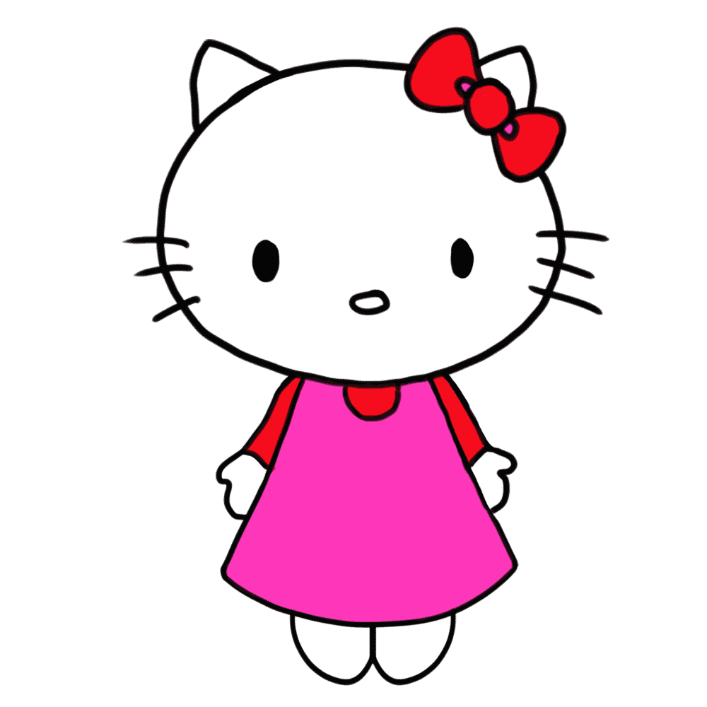 Draw clipart cartoon drawing. Kitty free images at