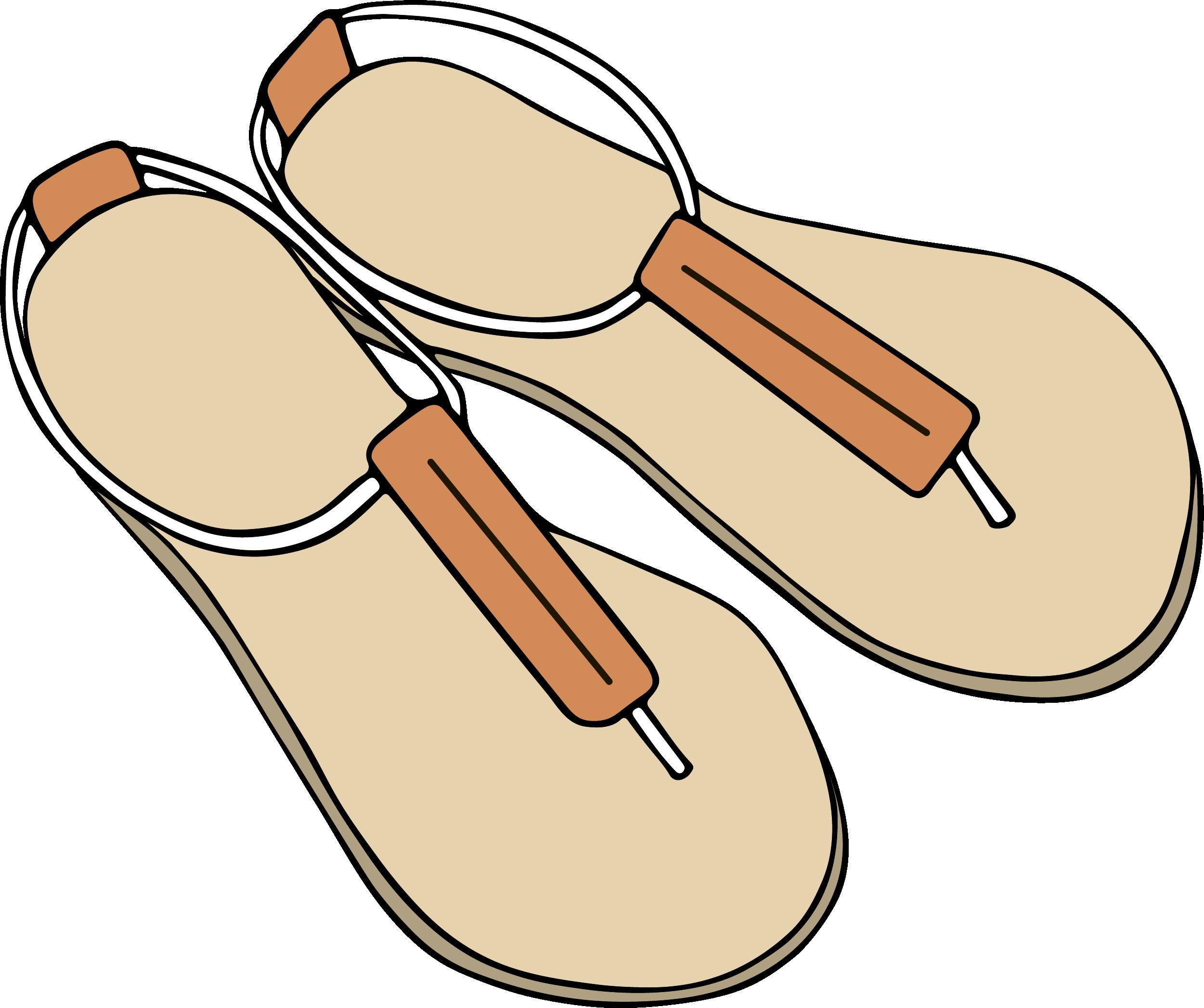 Sandal drawing clip art. Clipart walking cartoon