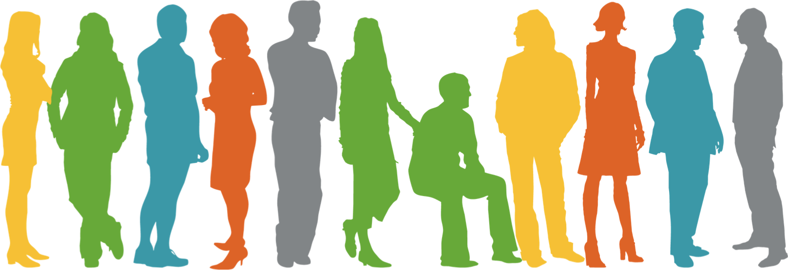 Human clipart community person. People transparent png pictures
