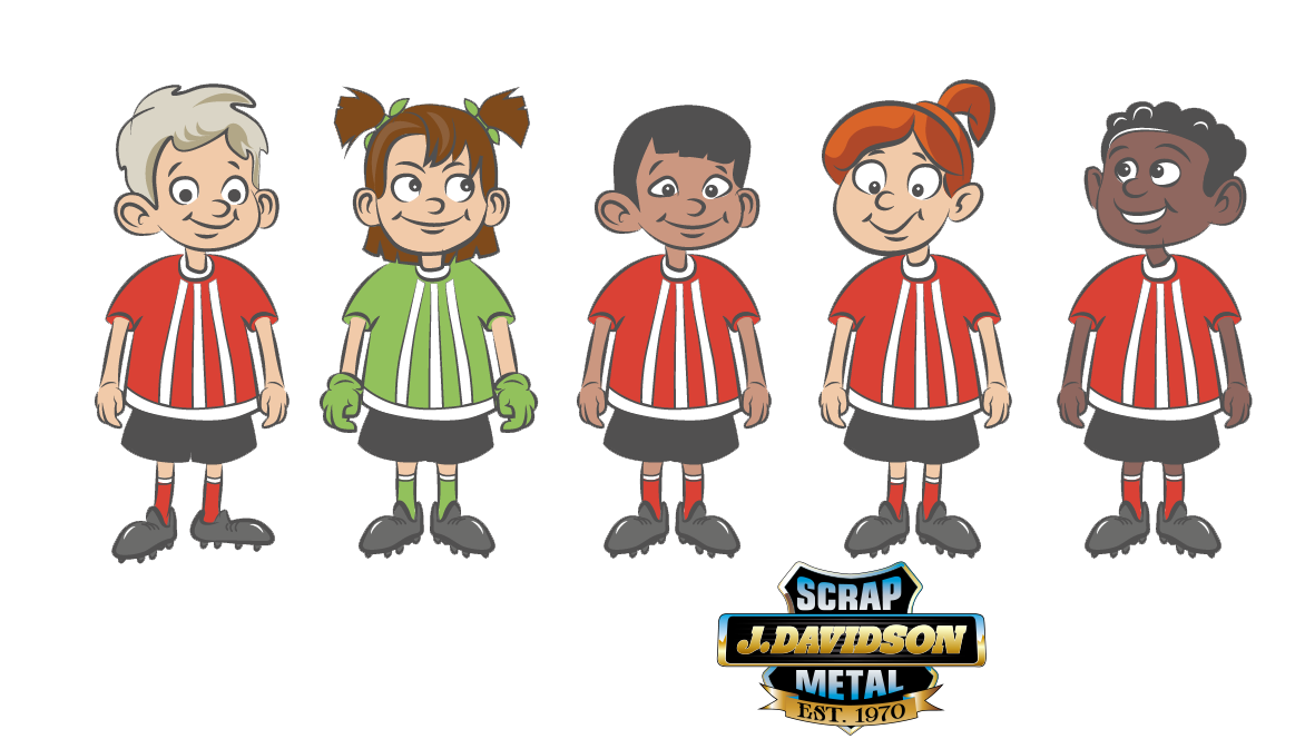 Young clipart 2 year old. Alty mini kickers altrincham