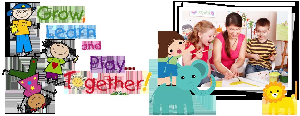 Learning center prep child. Kindergarten clipart daycare