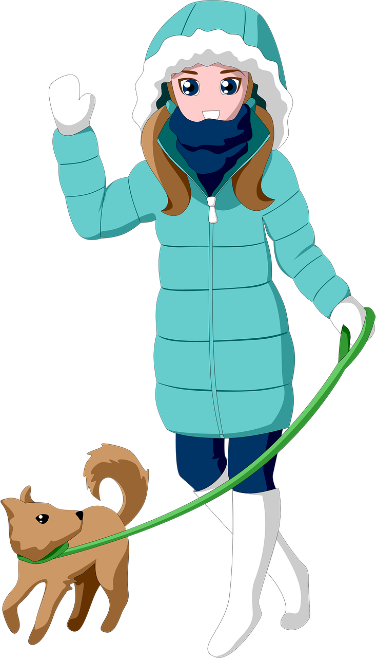 Clipart walking fast paced. Teach your dog to