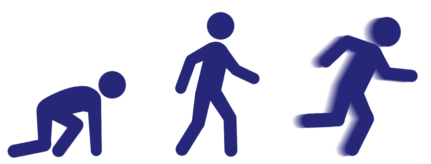 Clipart walking go with flow. How mature is your