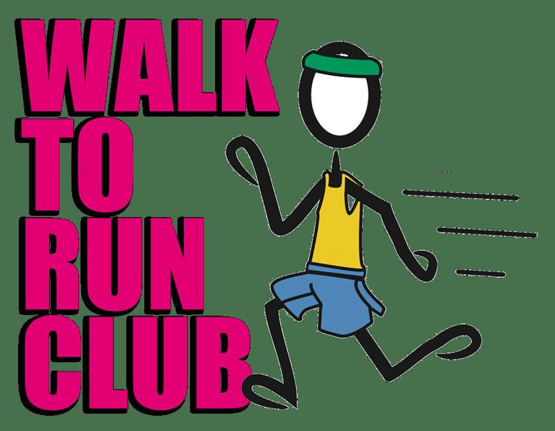 Clipart walking jog in place. Walk to run club