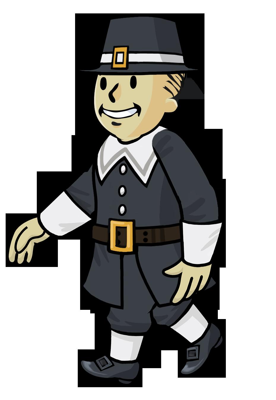 Pilgrims clipart outfit. Image fos pilgrim male
