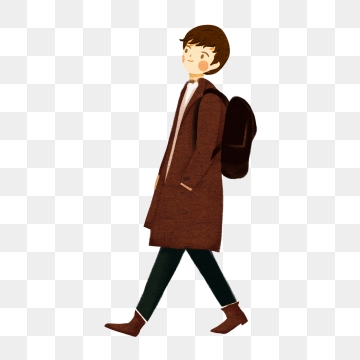 Png vector psd and. Clipart walking man illustration