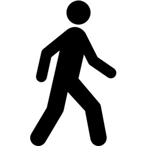 Clipart walking man walking. Free cliparts download clip
