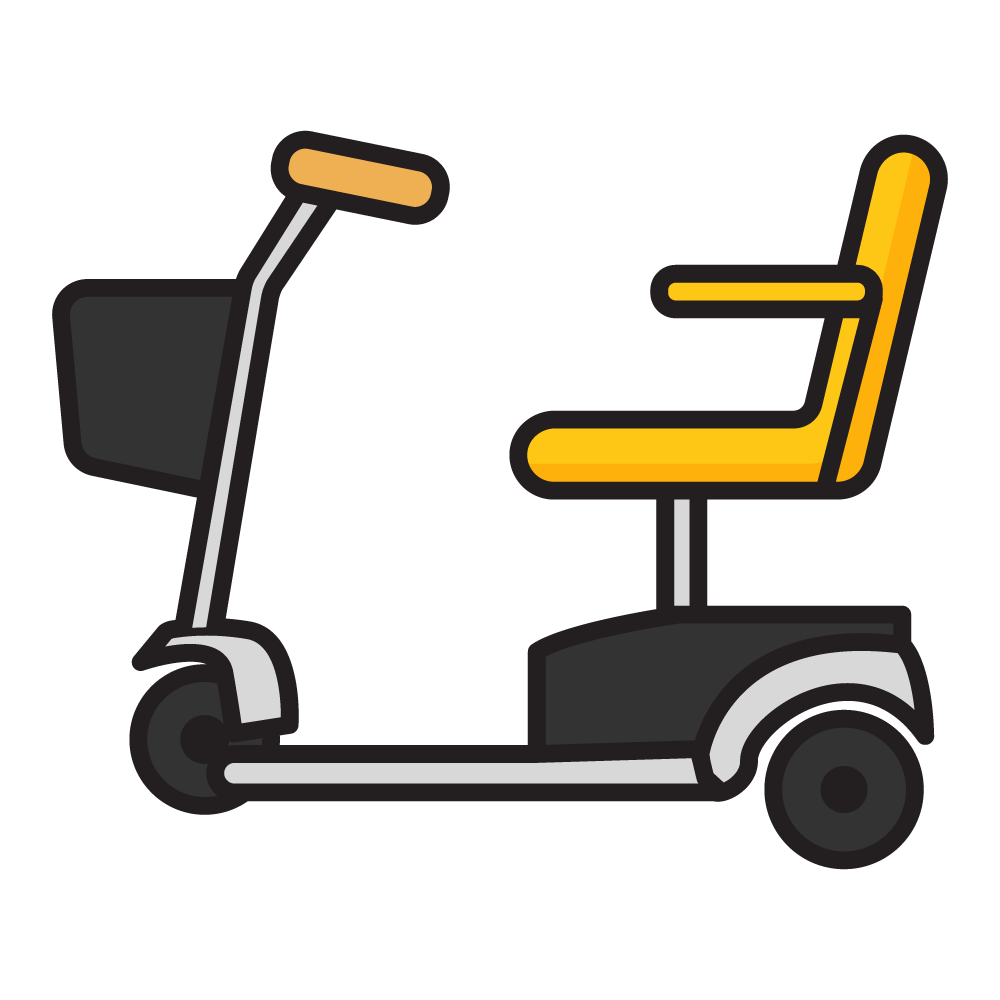 Clipart walking mobility. Medical equipment in lincoln
