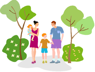 Walks play learnplay learn. Clipart walking nature walk