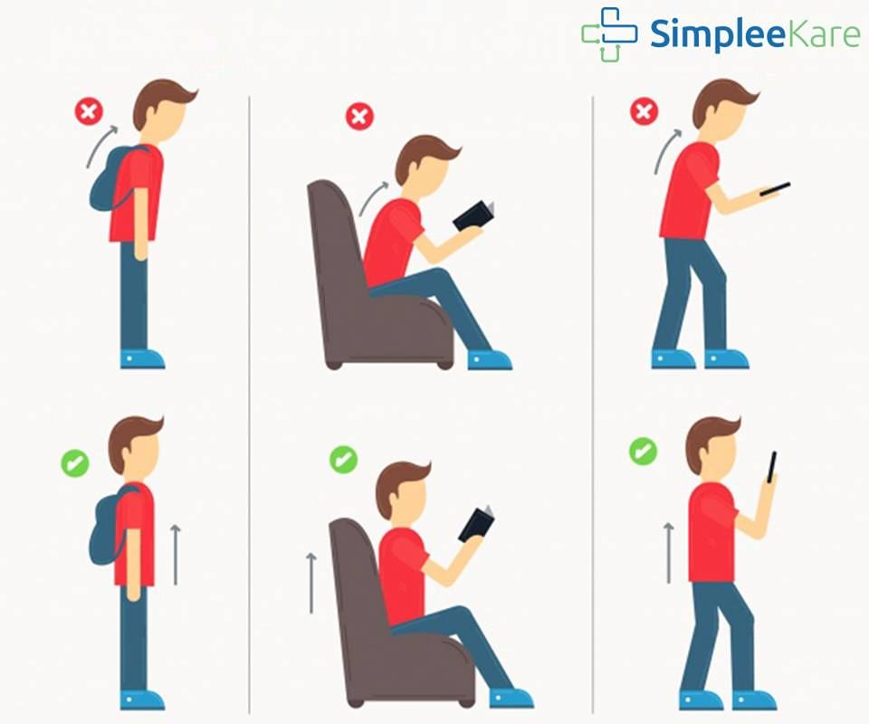 Posture is a strong. Clipart walking proper walking