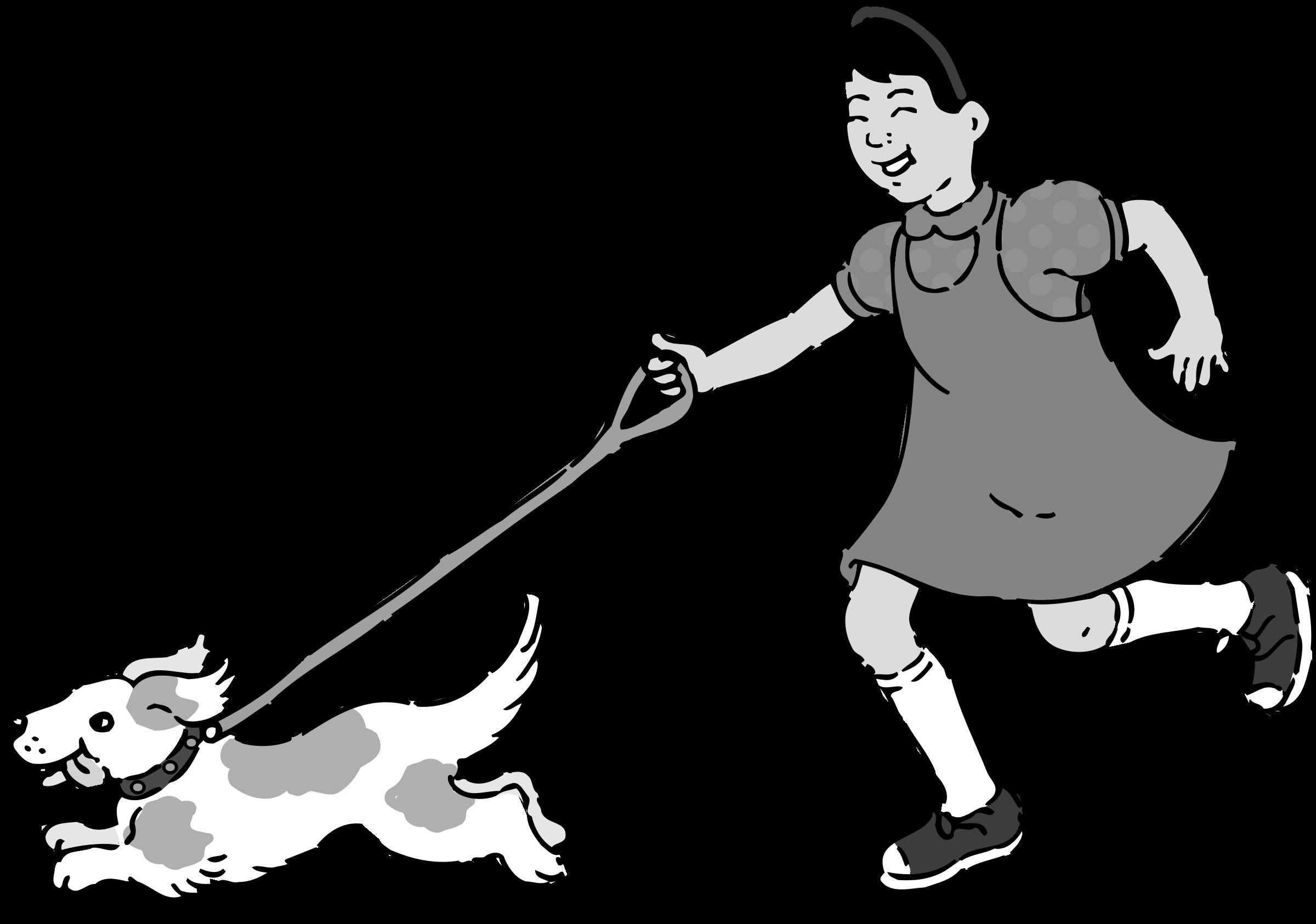 Dog clipartblack com animal. Clipart walking skip