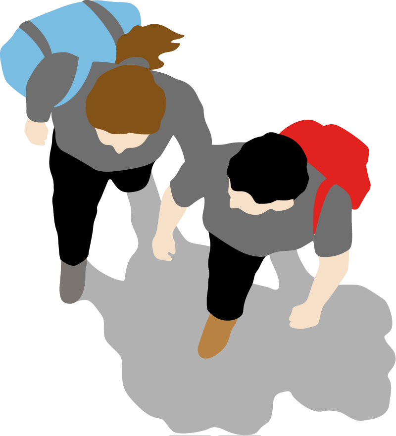 Scotland summit living streets. Clipart walking two student