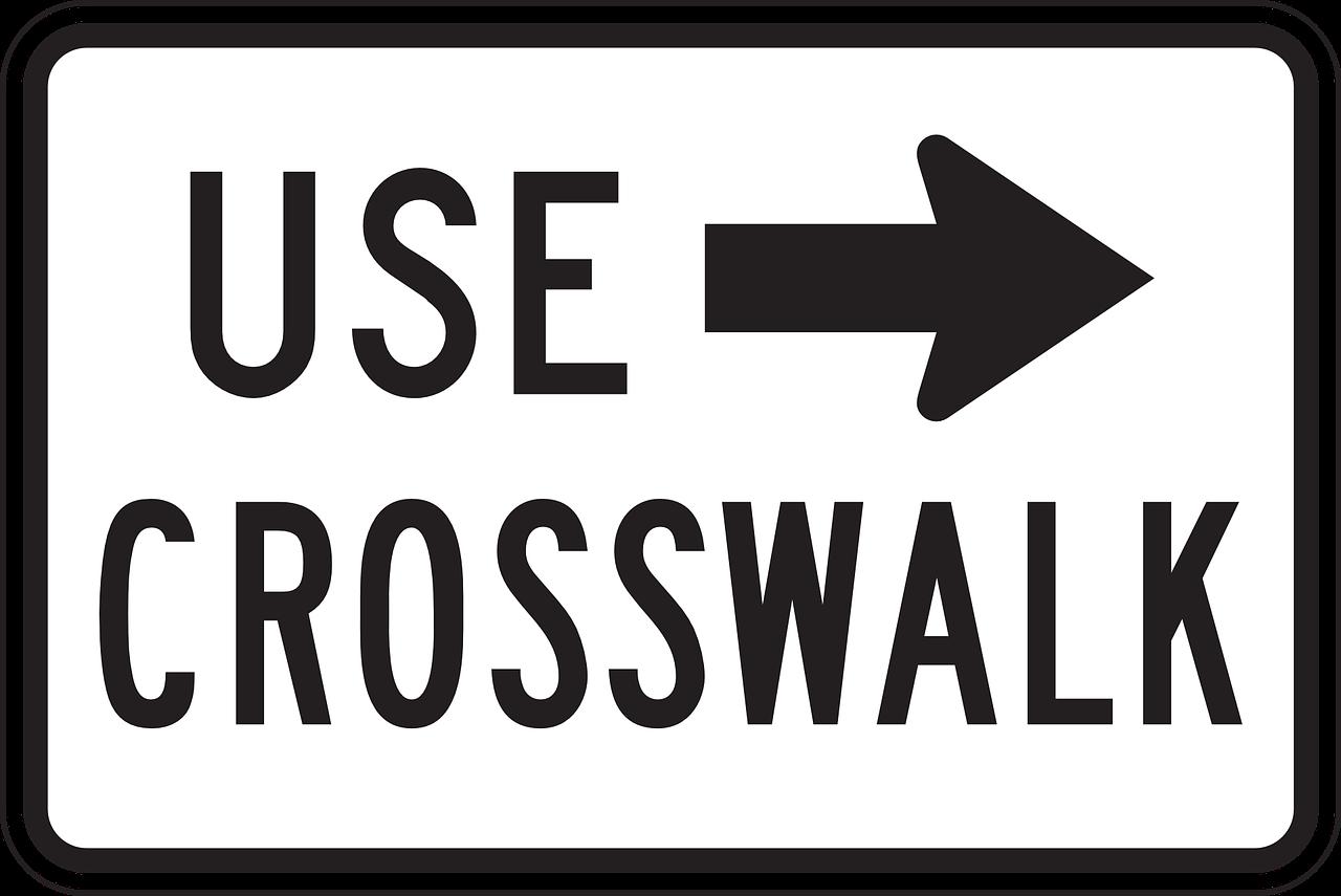 Use crosswalks crosswalk. Clipart walking walk signal