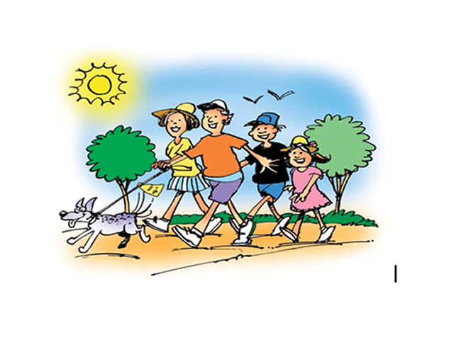 New dog walking facebook. Outside clipart playpark