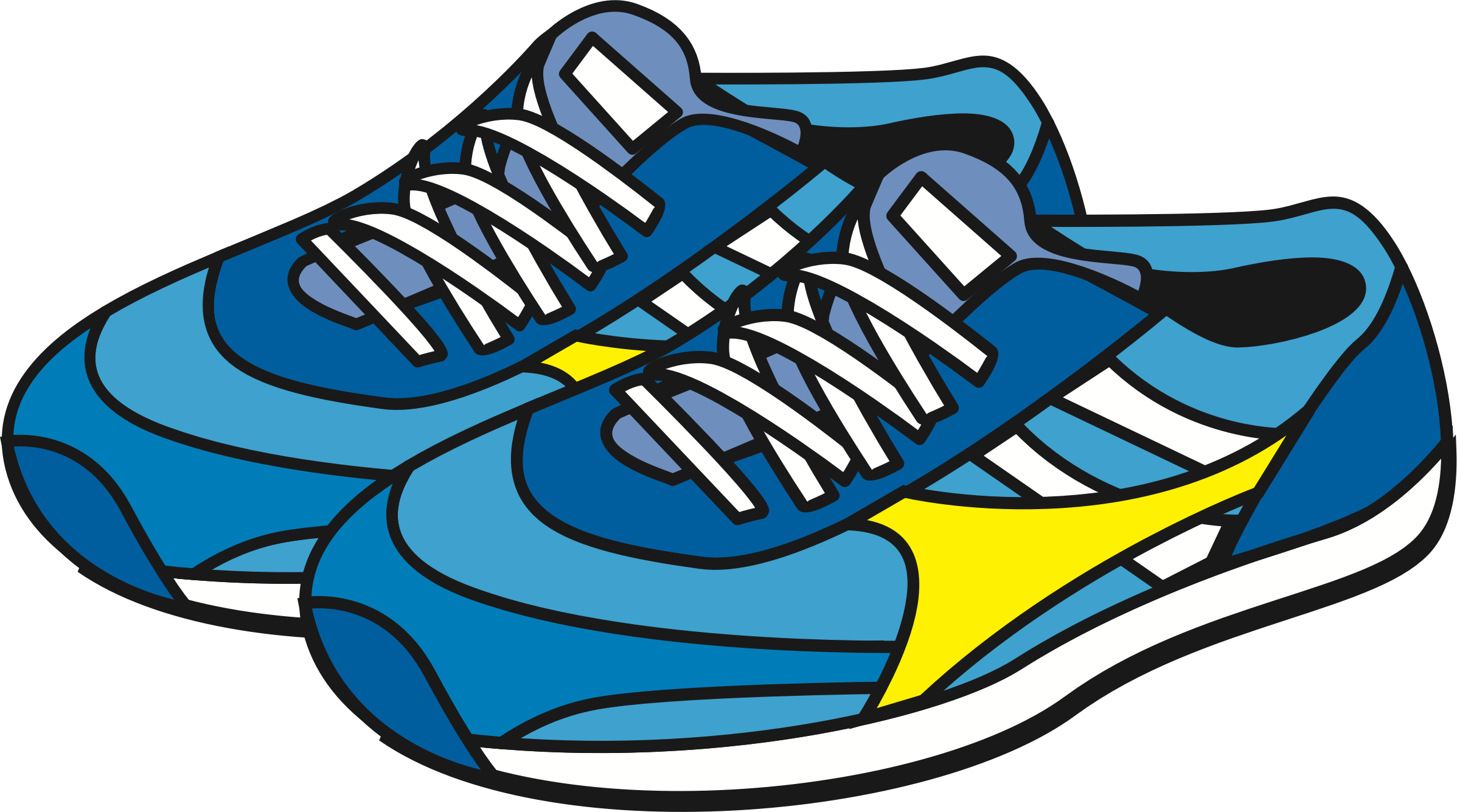 Clipart walking walking shoe. Jogging shoes big image