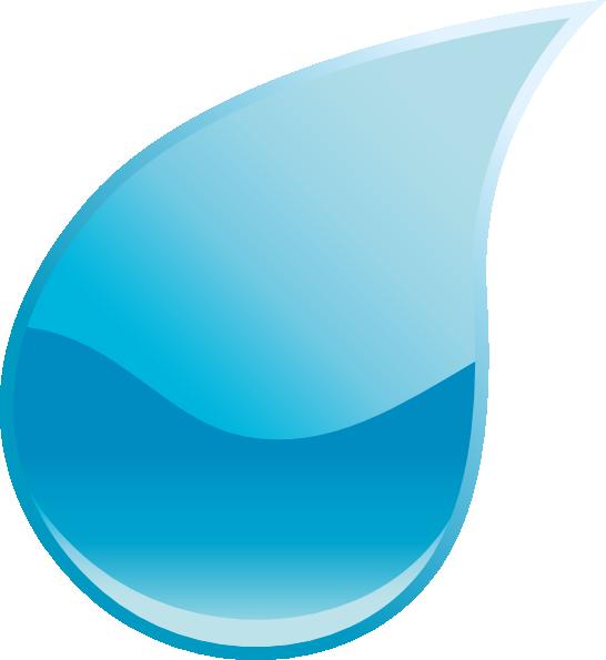 Water clipart aqua. Droplet clip art at
