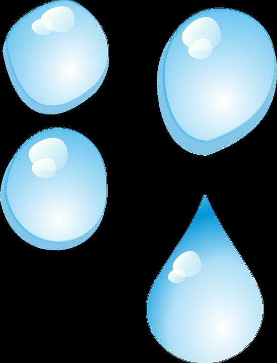 Clipart water blue. Waterdrop pinart drop rain