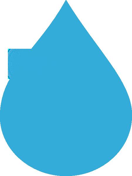 Clipart water blue. Drop clip art at