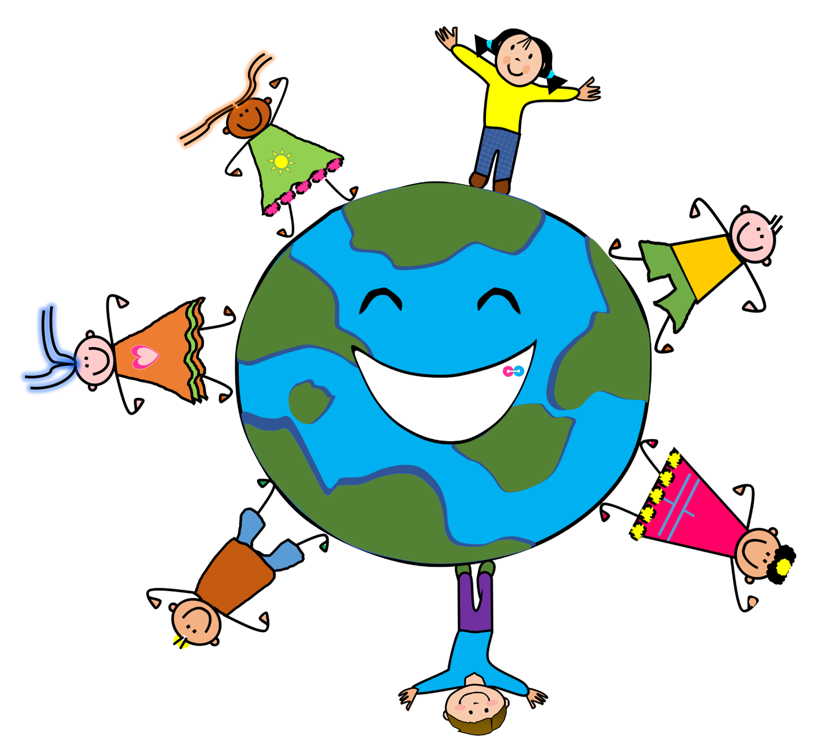 Water clipart child. Earth clip art save
