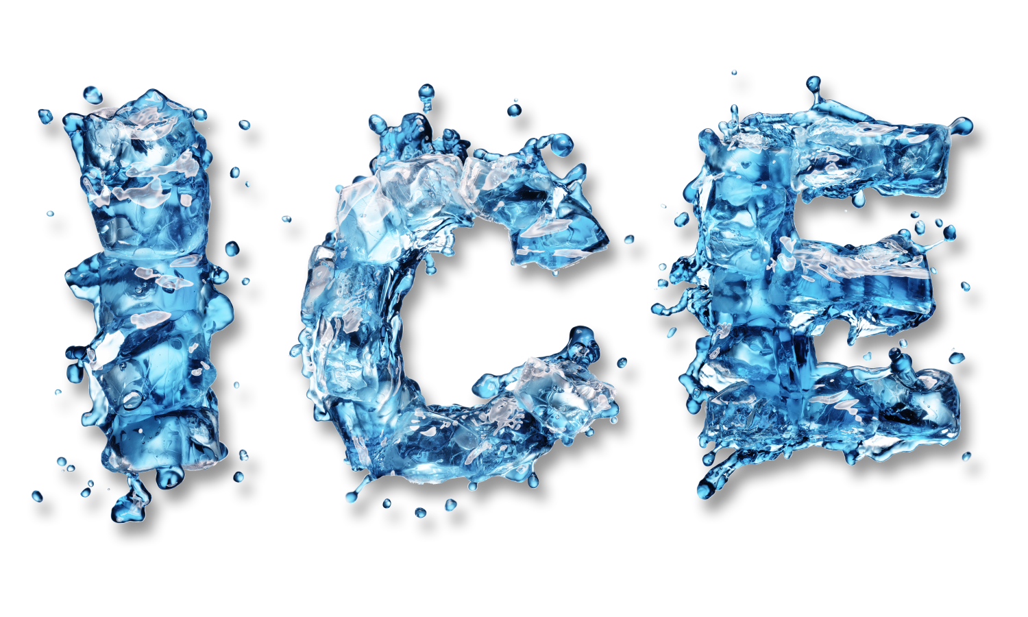 Ice png transparent images. Water clipart cold water