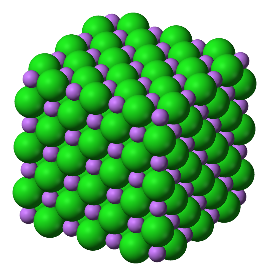 Lithium chloride wikipedia . Energy clipart ion