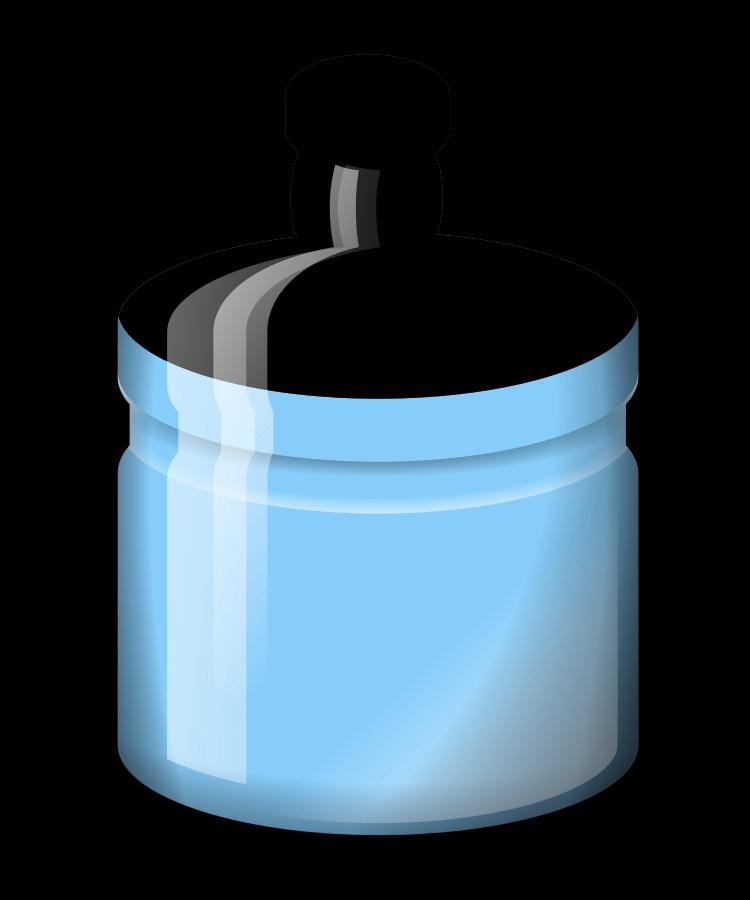 Image bottle pose bfgi. Water clipart blue
