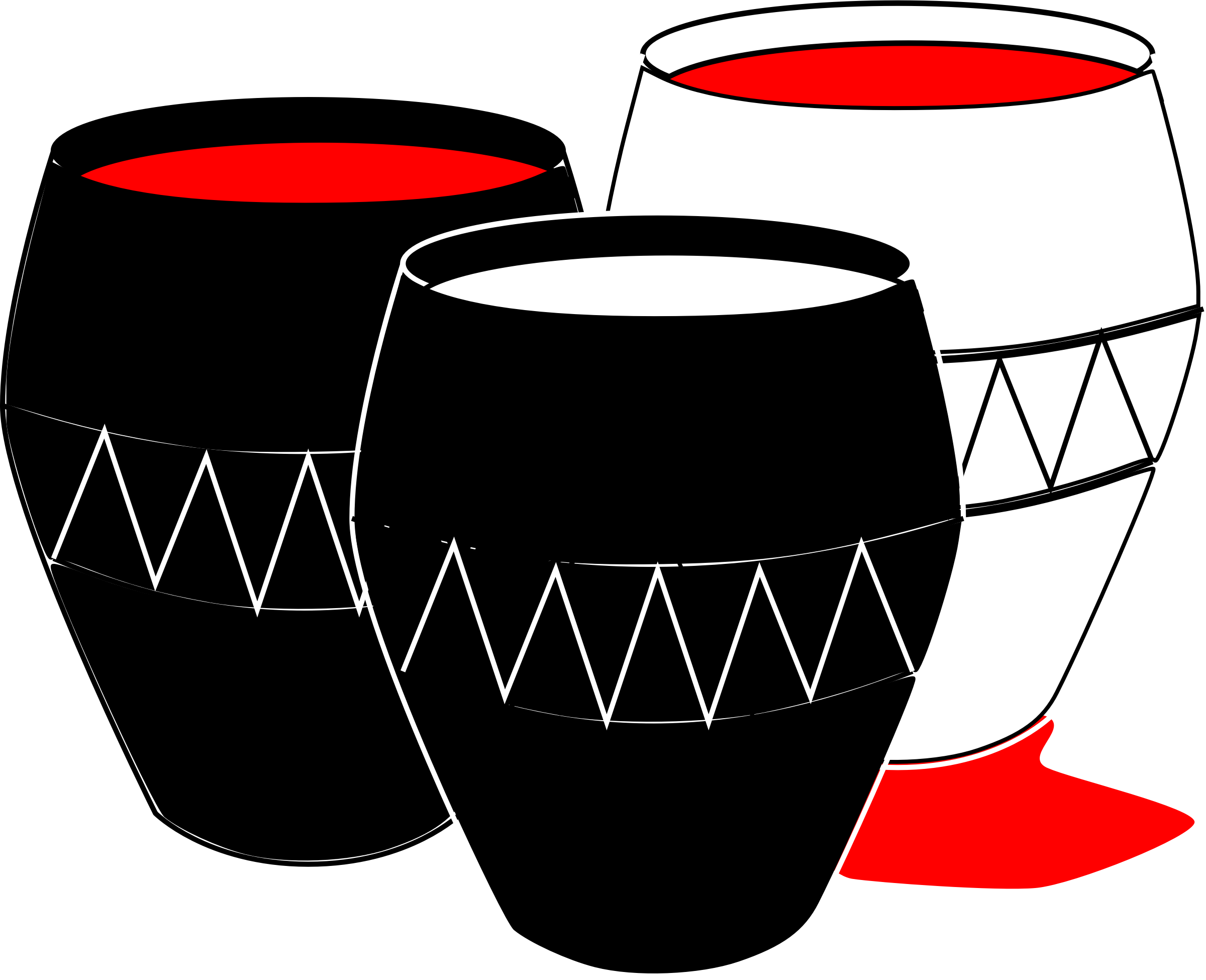 Water and wine at. Drums clipart marriage