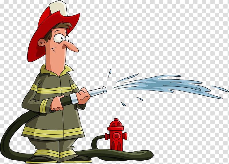 Dalmatian clipart firefighter. Fire hose hydrant garden