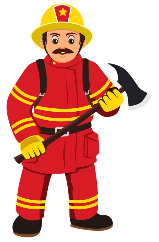 Sam at getdrawings com. Fireman clipart colouring page