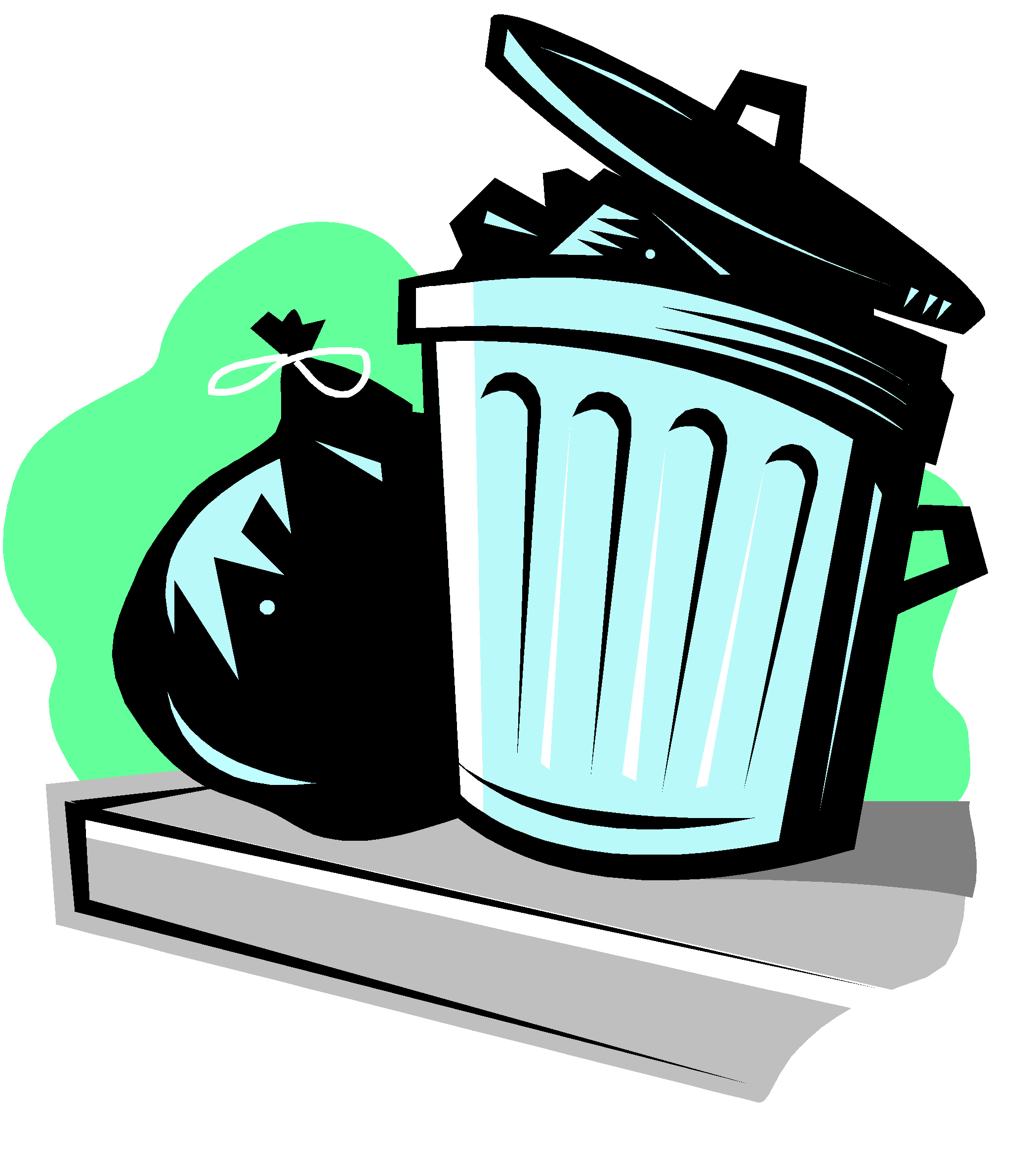collection of png. Smell clipart garbage
