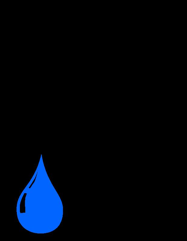 faucet clipart drawn