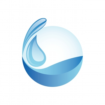 Png vector psd and. Water clipart logo