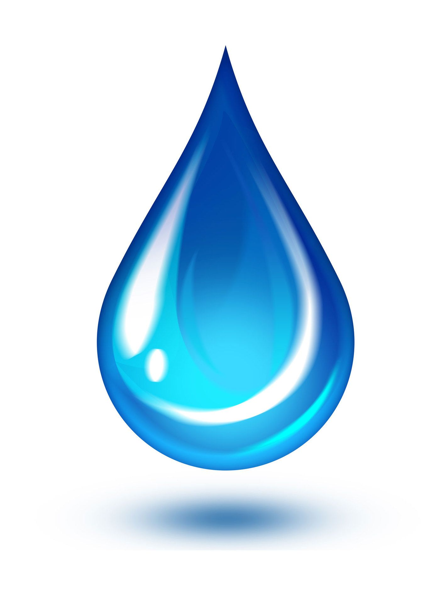 Water clipart logo. Drop symbol free to