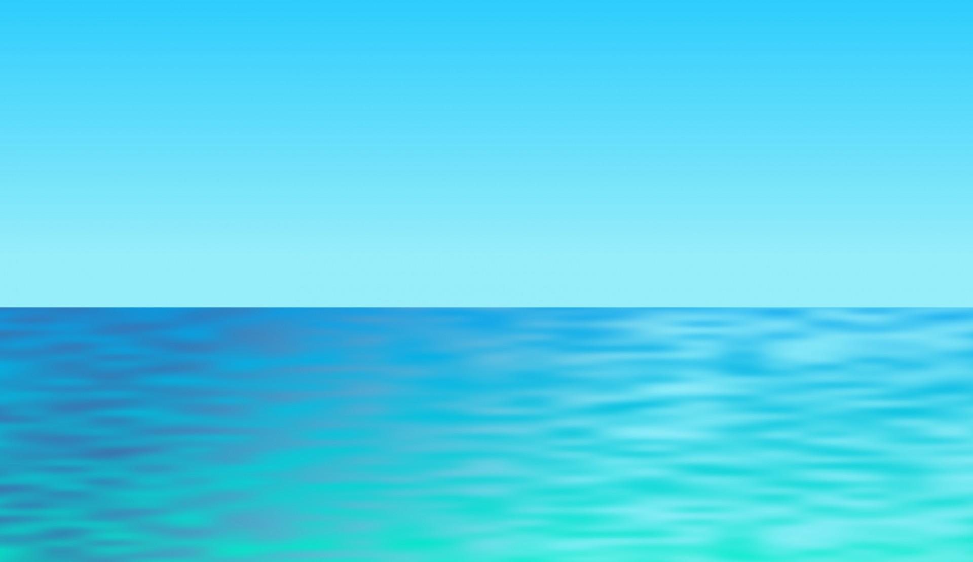 Water clipart ocean. Clip art illustration graphic