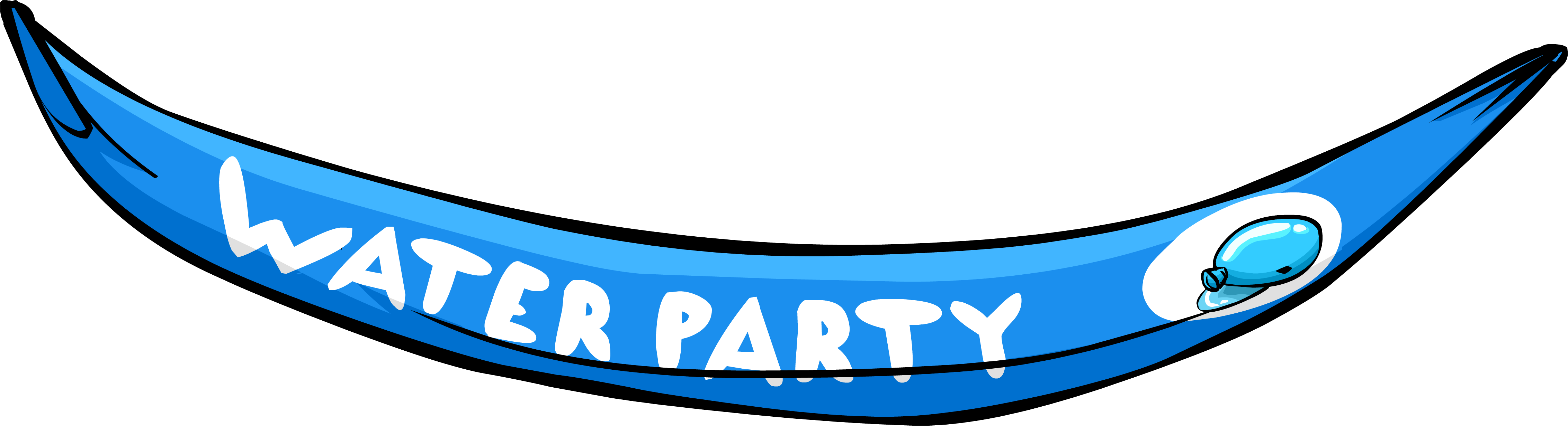 water clipart party